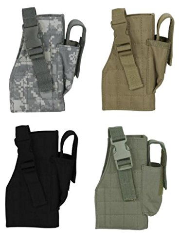VooDoo Tactical Tactical Holster with Attached Mag Pouch