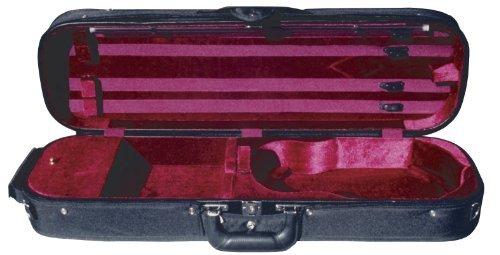 Guardian CV-030-1/2 Archtop Suspension Case 1/2 Size Violin [並行輸入品]   B076YZ52Z1