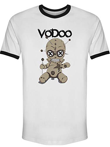 Figure Vodoo Doll Tee Men's -Image by Shutterstock from Teeblox
