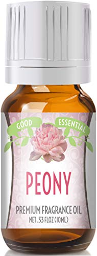 (Peony Scented Oil by Good Essential (Premium Grade Fragrance Oil) - Perfect for Aromatherapy, Soaps, Candles, Slime, Lotions, and More!)