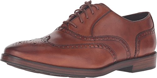 Cole Haan Men's Hamilton Grand Wing Oxford British Tan 9 D US ()