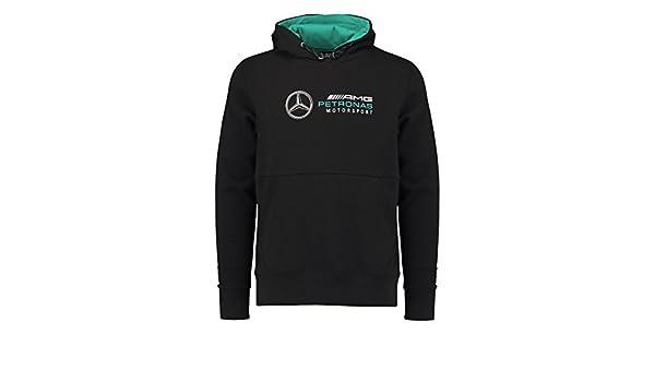 Unbekannt Sudadera con Capucha para Hombre Mercedes AMG Petronas Black 2018 XS: Amazon.es: Coche y moto