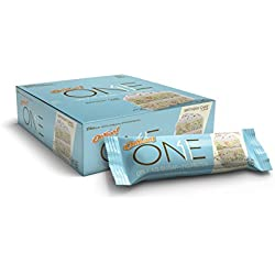Oh Yeah! One Bar, Birthday Cake, 2.12 Oz.(60gm), 12 Count