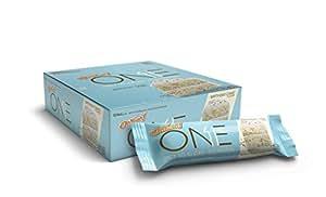 Oh Yeah! One Bar, Birthday Cake, 12 Count (2.12 oz. Per Bar / 25.44 oz. Per Box)