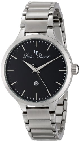 Lucien Piccard Women's LP-12917-11 Lleida Analog Display Japanese Quartz Silver Watch