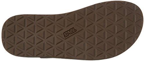 Slide Teva Earth Sandal Men Universal Dark gEvqvAO1w
