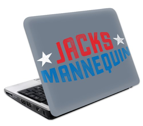 MusicSkins Jack's Mannequin Campaign 209mm x 135mm Skin for Netbook - Small