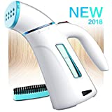 Hilife Steamer for Clothes, Clothes Steamer Handheld Garment Steamer Fabric Steamers for Clothes