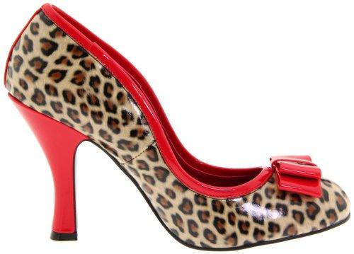 cheetah Tan Up Pu eu Pin 36 Pat 01 Print Uk red Smitten Couture 3 I4qSBxw8