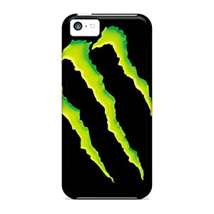 Fashionable Style Cases Covers Skin For Iphone 5c- Monster