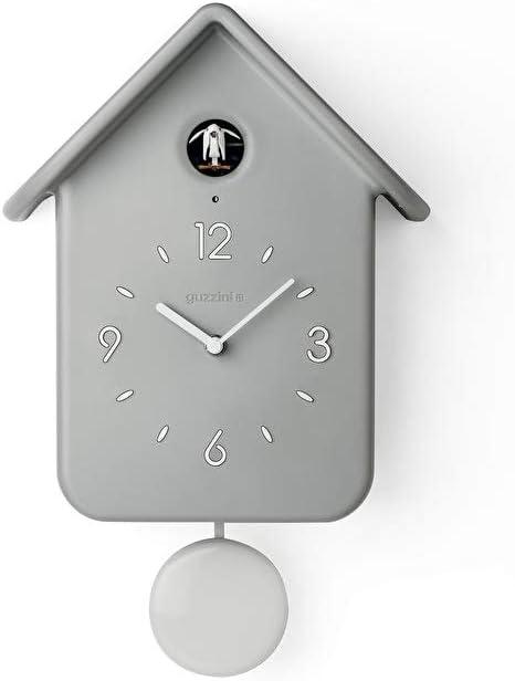 Guzzini 8008392309307 QQ Home - Reloj de cuco con péndulo