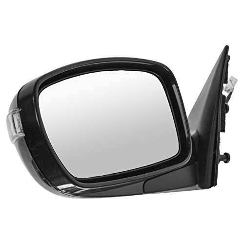 Power Heated Signal Mirror LH Left Driver Side for Genesis 4dr Sedan (Genesis Driver)