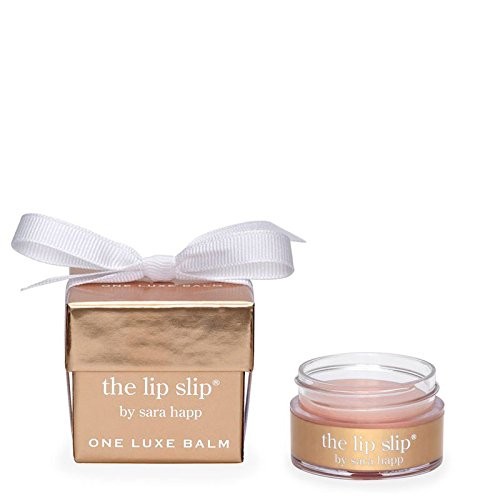 The Lip Slip by Sara Happ One Luxe Balm 0.5 oz.