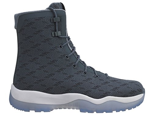Jordan Heren Toekomstige Boot Cool Grey / Cool Grijs-wit