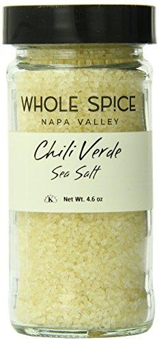 UPC 840284103536, Whole Spice Sea Salt Chili Verde Jar, 4.6 Ounce