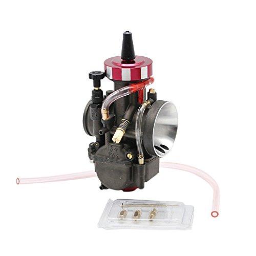 Ocamo PWK28 30 32 34 mm generador de Gasolina carburador para Motocicleta Todoterreno, 32mm Caliber