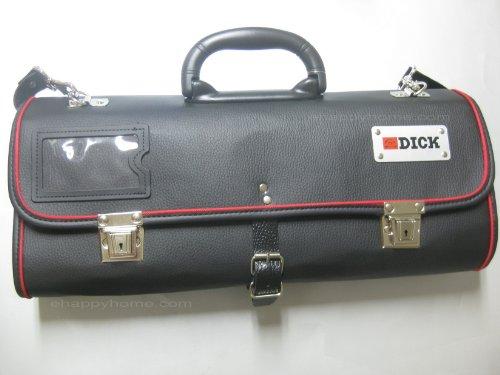 F Dick 8106300 Chef's Roll Bag Set 11 piece