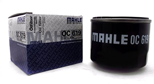 Mahle Oil Filter BMW R Hexhead, K and S-Series; 11 42 7 721 (721 Series)