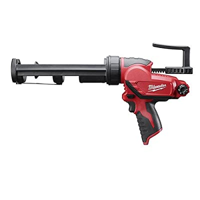 Milwaukee 2441-20 M12 10 oz Caulk Gun tool Only