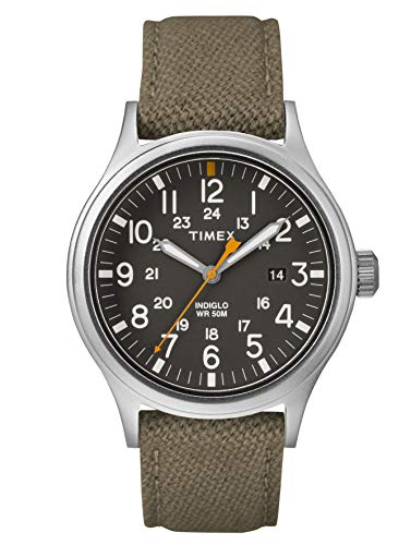TIMEX - Allied Men Fabric Green Watch - TW2R46300