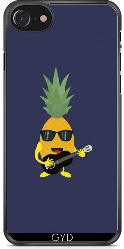 Coque pour Iphone 7 / Iphone 8 (4,7 '') - Rock 'n' Roll Ananas by ilovecotton