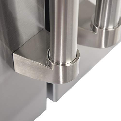 Kucht Refrigerator, Inch, Steel
