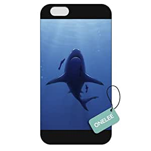 Onelee(TM) - Customized The Shark Apple iPhone 6 Plus 5.5 Hard Plastic case cover