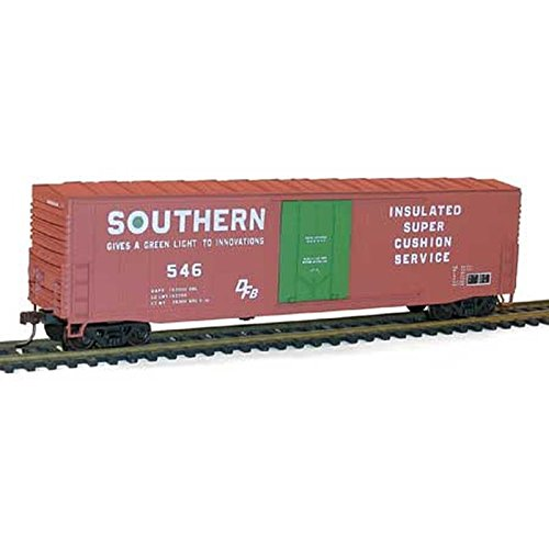 (Accurail ACU5825 HO-Scale KIT 50' Plug Door Welded Box Car: SOU Southern)