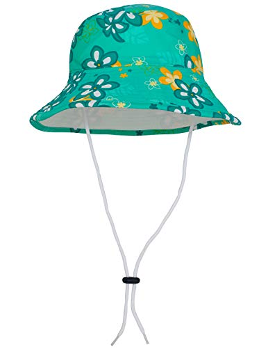 5bb8da2d2f3 Tuga Girls Reversible Bucket Sun Hat (UPF 50+)