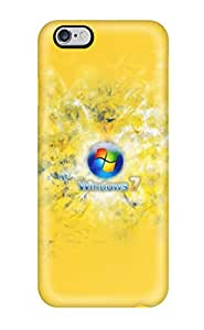 Premium Durable Cool For Windows 7 Fashion Tpu Iphone 6 Plus Protective Case Cover