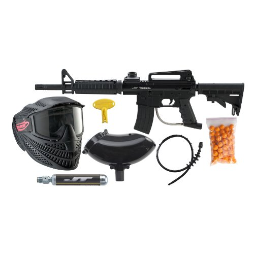 JT Tactical Ready to Play Kit - Black