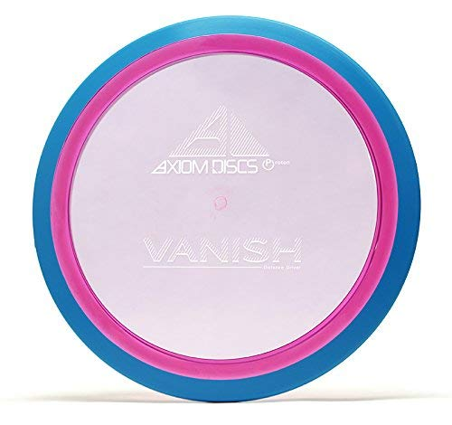 Axiom Discs Proton Vanish Distance Driver Golf Disc [Colors May Vary] - 165-170g