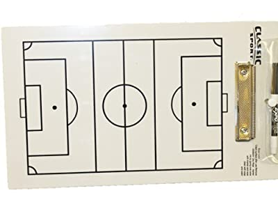 960 Soccer Coaching Board / Coaches Clipboard