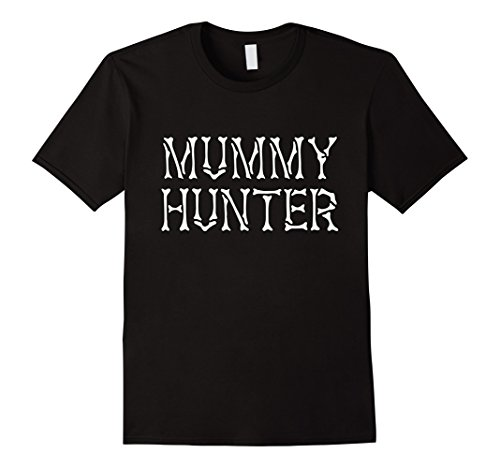 Mens Mummy hunter halloween costume for man and woman Large (Female Mummy Costumes)