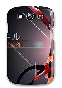 diy zhengThompsonFord Premium Protective Hard Case For Galaxy S3- Nice Design - Kill La Kill
