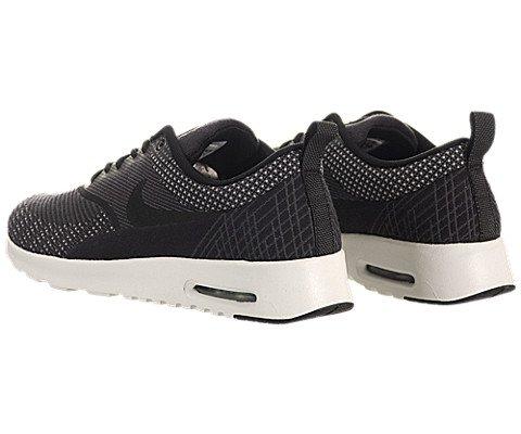 Nike Women's Air Max Thea Jacquard Dark Grey Black White