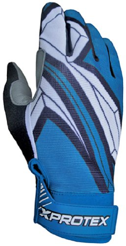 Xprotex大人用MASHR 2014バッティング手袋、ロイヤル、スモール B00GV4NBZU