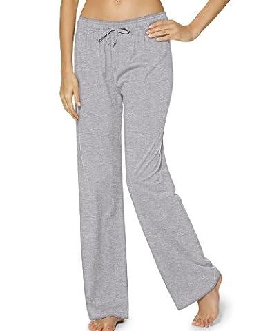 Champion Women's Jersey Pant, Oxford Grey, XX-Large - Champion Oxford Sweatpants