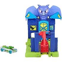 Hot Wheels - Ataque en la mansión del murciélago (Mattel FNB08)