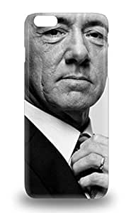 Flexible Tpu Back 3D PC Case Cover For Iphone 6 Plus Kevin Spacey American Male House Of Cards ( Custom Picture iPhone 6, iPhone 6 PLUS, iPhone 5, iPhone 5S, iPhone 5C, iPhone 4, iPhone 4S,Galaxy S6,Galaxy S5,Galaxy S4,Galaxy S3,Note 3,iPad Mini-Mini 2,iPad Air )