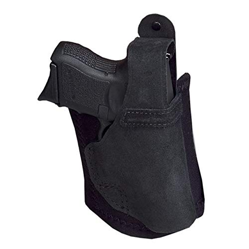 Galco Ankle Liter Springfield Xd-S RH Black Ankle Holster (AL662B)