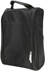 Leyee Golf Shoe Bag, Nylon Material Portable Breathable Large Capacity Shoes Storage Bags Case Organizer Durab