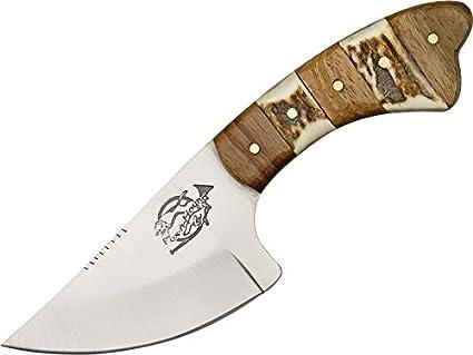 Amazon.com: Fox-N-Hound desollador – Cuchillo de hoja fija ...
