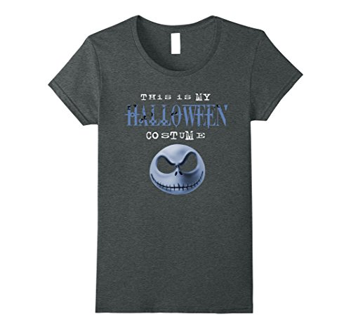 Womens This is my HalloweEN costomes T Shirt, Awesome hanlloween Te Medium Dark Heather
