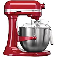 Kitchenaid 5KSM7591XBER Planetary Food Mixer, 6.9 L, Red