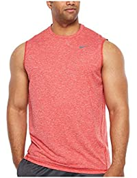 Men's Big & Tall Sleeveless Hydroguard Tank Top, UPF 40