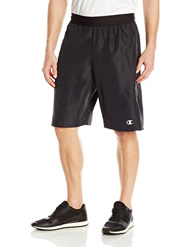 Champion Men's Crossover 2.0 Short, Black, S