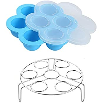 Amazon Com Egg Bites Molds For Instant Pot Accessories By