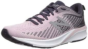New Balance Womens 870V5 Trainers - Oxygen Pink/Iodine Violet - UK 7