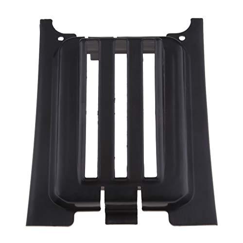 Almencla Black AIR BOX COVER Plastic For 50SX:
